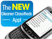 Gleaner Classifieds