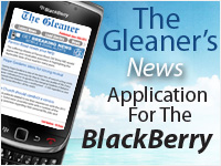 Gleaner blackberry