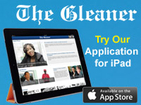 The Gleaner iPad app