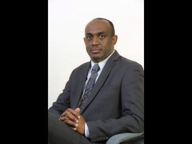 BOJ Deputy Governor Dr Wayne Robinson.
