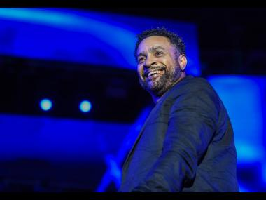 Reggae and dancehall artiste Shaggy turns 52 today.