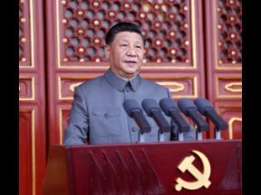 President of China Xi Jinping.