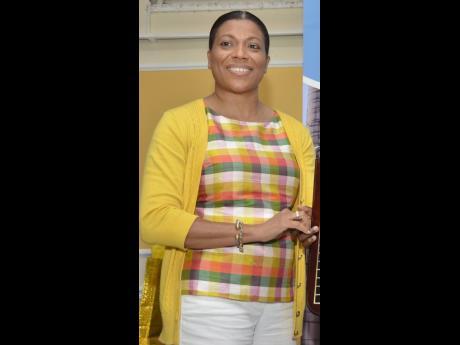 Roselee Scott-Heron, former HR manager at Petrojam.