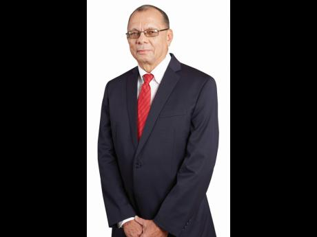 James Rawle,  managing director of  Lasco Manufacturing Limited.