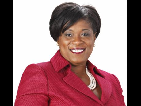 Lisa Bell, managing director of EXIM Bank Jamaica.