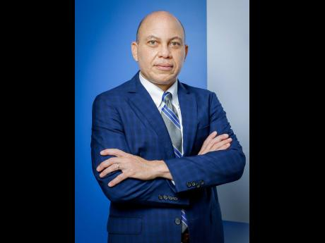 Jeffrey Hall, CEO, Jamaica Producers Group Limited.