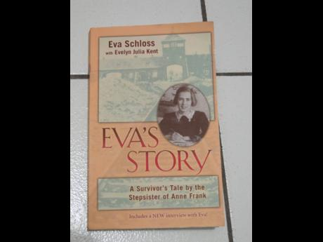 Holocaust survivor Eva Schloss has documented her experience in a book called 'Eva's Story'.