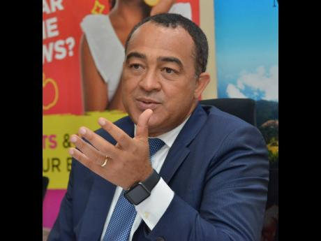 Dr Christopher Tufton, Minister of Health