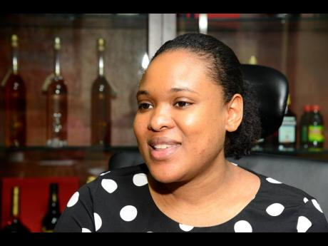 Michelle Brown-Sinclair, Regional  Commercial Director, J. Wray and Nephew.