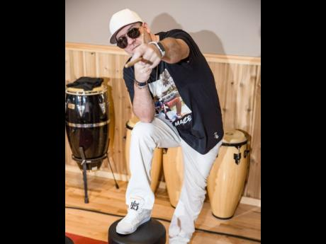 Canadian dancehall deejay Snow