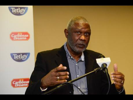 John Jackson, chairman of QWI Investments Limited and Jamaican Teas Limited.