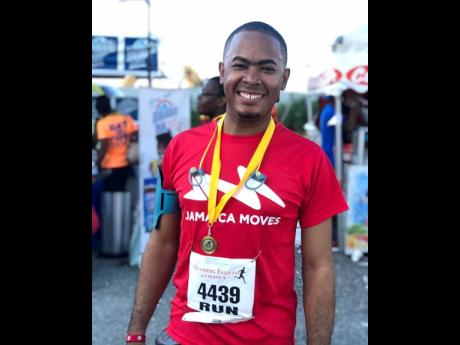 Stephen Davidson, head of marketing and public relations at Jamaica Cultural Development Commission.