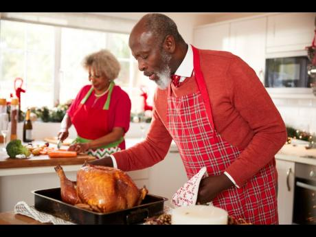 From ham to sorrel and fruitcake, the season is a minefield of parties and gatherings rife with unhealthy food choices waiting to sink whatever progress you have made in the gym this year.