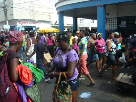 The Jamaican Christmas Grand Market has evolved from Yuletide festivity to a shopping frenzy of items that can be obtained throughout the year.