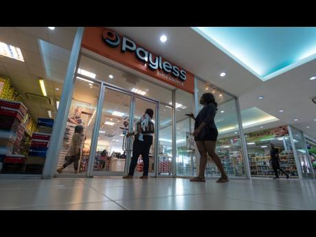 A Payless ShoeSource store in Kingston.