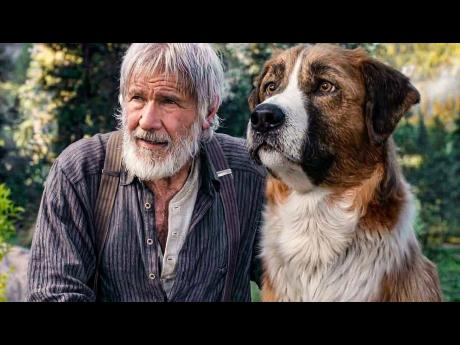 Harrison Ford stars in The Call Of The Wild.