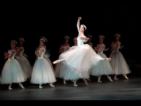 The Bolshoi Ballet's Giselle.