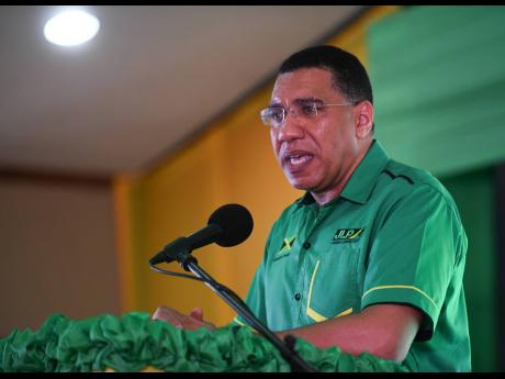 Jamaica Labour Party leader Andrew Holness believes all Westmoreland seats will be in play for the next general election.