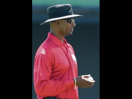 FILE Umpire Brathwaite