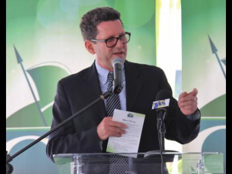 Mark Hart, executive chairman of Caribbean Producers Jamaica Limited.