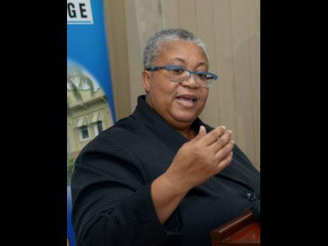 Marlene Street Forrest, managing director of JSE Group.