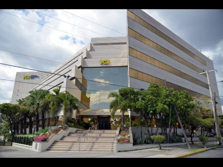 NCB Financial headquarters, The Atrium, in New Kingston.