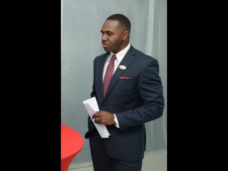 Ative Ennis, commercial director of Digicel Business.