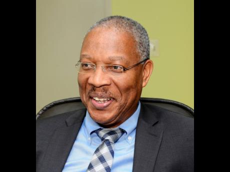 File  Carlton Barclay, CEO of C&WJ Cooperative Credit Union Limited.