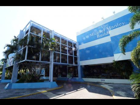 National Housing Trust headquarters, Park Boulevard, New Kingston
