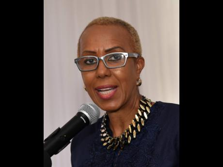 Minister of Energy Fayval Williams.