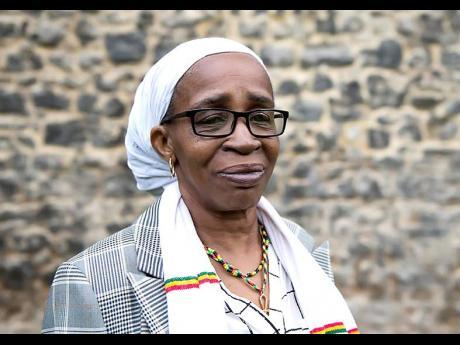 Windrush campaigner Paulette Wilson.