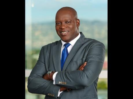 Stephen Price, managing director of Flow Jamaica.