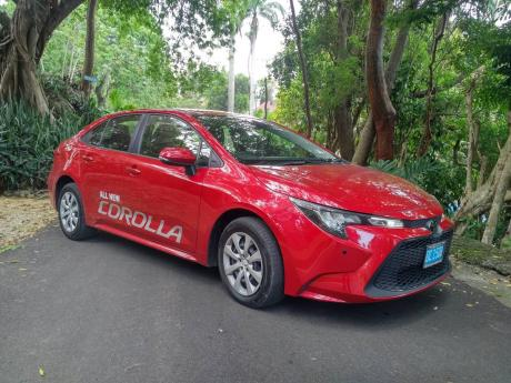 The current generation of the Toyota Corolla is easily the best yet.The current generation of the Toyota Corolla is easily the best yet.The current generation of the Toyota Corolla is easily the best yet.