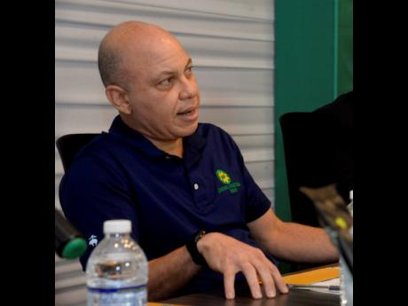 Jeffrey Hall, managing director of Jamaica Producers Group.