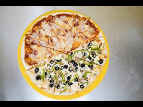 How do you like your pizza?