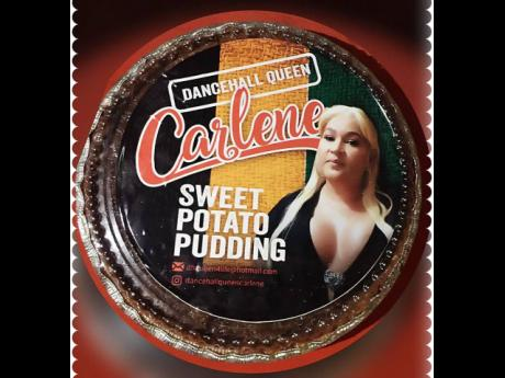 Sweet Potato Pudding Carlene ?
