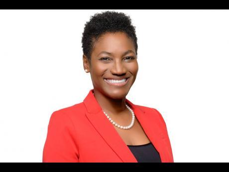 Audrey Tugwell-Henry, CEO-designate of Scotia Group Jamaica.