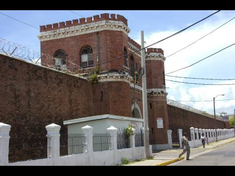 Facilities such as the Tower Street Adult Correctional Centre in Kingston require more than 45,000 masks per month, says Leslie-Ann Brown, director of corporate communications and public relations at the DCS.