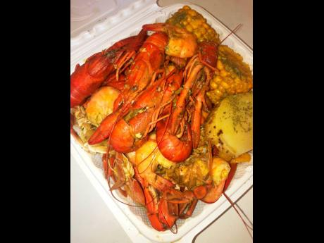 The spicy seafood platter is nothing short of culinary perfection.