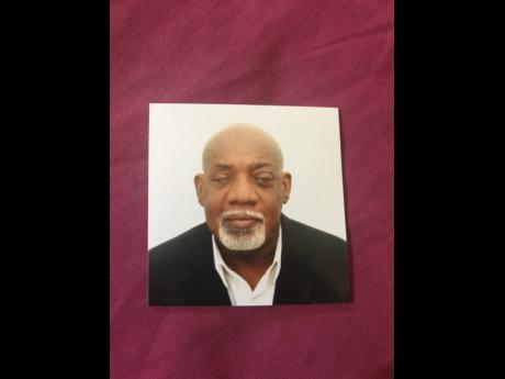 Sixty-one-year-old Kojo Dawes