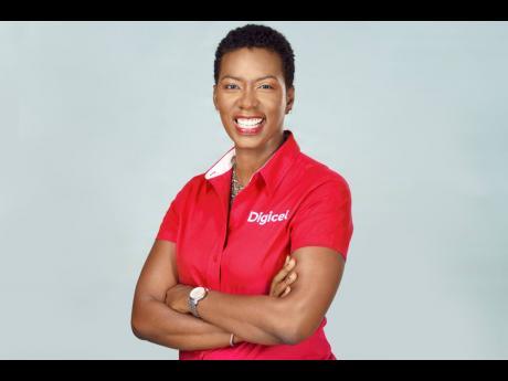 Allison Philbert, outgoing CEO of Digicel Jamaica.