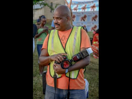 Ace photographer Michael 'Mikey Spice' Samuels lost his life to gunmen in July.