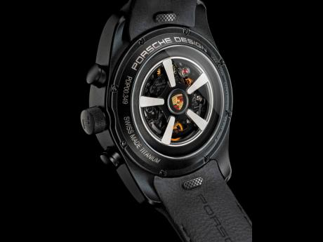 Chronograph by Porsche Design Timepieces.