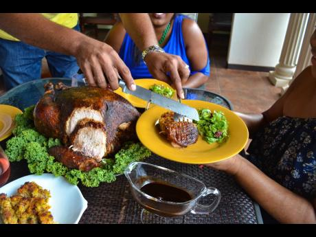 Chantay Campbell Neil has no plans to indulge in the usual Thanksgiving celebrations this year, but she isn't short on delicious recipes to get you through your dinners.