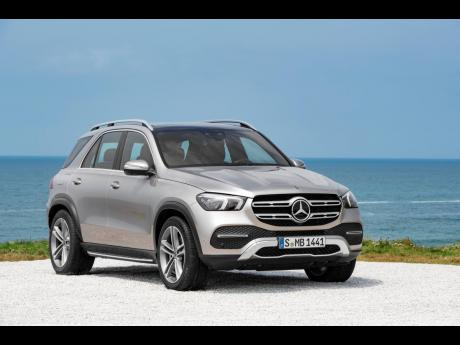 Mercedes-Benz GLE has a 3-litre engine.