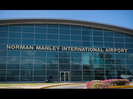 Norman Manley International Airport.