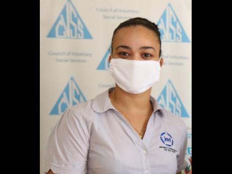 Kimberley Marriott-Blake, executive director of the Jamaica Association for the Deaf.