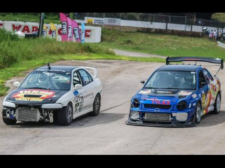 The Evo vs WRX battles will continue for years to come.