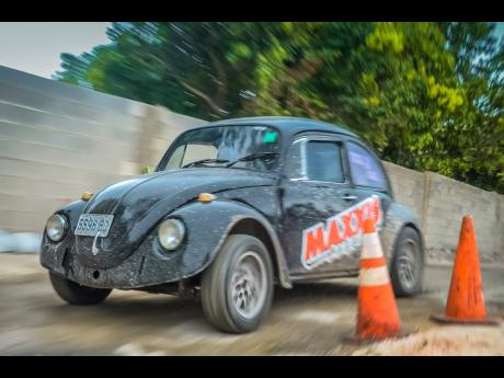 """Who said """"'Herbie' couldn't drift?"""" Here, Matthew Isaacs proves them wrong."""