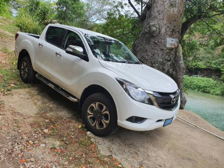 The Mazda BT-50 uses its unusual powerplant to great effectiveness delivering figures that put it near the top of the double-cab pickup class.
